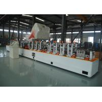 China HG76 Carbon Steel Tube Mill Machine or Machine Unit for High-frequency Straight Seam Welded Pipe on sale