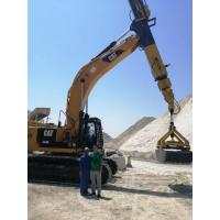 Application of Telescopic Boom With Shell Bucket In Deep Foundation Construction Good Rotary Drilling Tools Manufactures