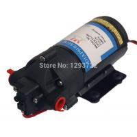 water pump 12V/ Mini electric diaphragm pump/mini water pump/Car wash pump/Solar Fountain/ Manufactures