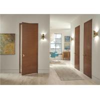 Paper White Primer Wood Composite Door MDF Timber Unfinished Surface Finishing Manufactures
