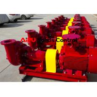 High quality mechanical sealed centrifugal pump for solids control Manufactures