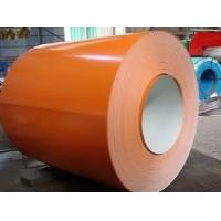PPGI / PPGL color coated steel eletro-galvanized base metal prepainted coil Manufactures