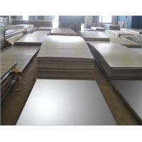 China Ship Building Industry Hot Rolled Steel Plate , 304L Stainless Steel Sheet with 2D 2B Hairline Surface on sale