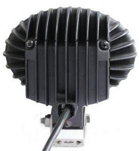 High Intensity LEDs Oval LED Work Light 36 watt Led Headlight Headlamp Manufactures