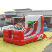 giant inflatable basketball hoop giant inflatable shot basketball hoop Basketball Shootout Manufactures