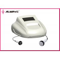 Fat Reduction RF Cavitation Machine 120w For Body Shaping , Red Led Light In The RF Handle Manufactures
