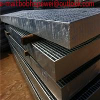 Gi Heavy Duty Metal Steel Bar Grating Weight Per Square Meter Prices Standard Size Malaysia Webforge 19-w-4 Manufactures
