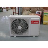 119KG Electric Air Source Heat Pump , Heat Pump Air Conditioning Unit 56dBA Manufactures