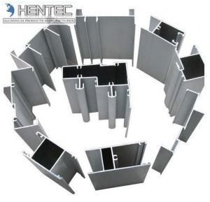 Powder Painted Aluminium Door Profiles For Deep - Processing Manufactures