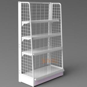 Metal Display Shelf Floor Stand Manufactures