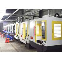 High Speed CNC Drilling And Tapping Machine Powerful Torque 3000 KG Weight