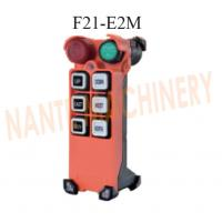 Quality Universal Wireless Hoist Remote Control for 20M ~ 100M Distance Usage Plastic for sale