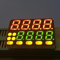 Two Lines Custom LED Display 8 Digits 7 Segment Temperature Controller Applied Manufactures
