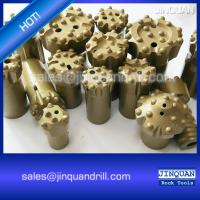 China T38 64mm thread button bits www.china-buttonbits.com on sale