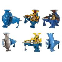 Horizontal Single Stage Hot Water Centrifugal Pump Manufactures