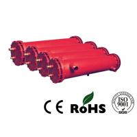 Water Cooled Tube Heat Exchanger Oil Cooler For Hydraulic System Manufactures