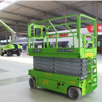JESH MEWPs Aerial Working 10m Mobile Lift Platform Manufactures
