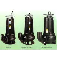 Lifelong cutting cast iron drain waste water pump,  sewage submersible pump for irrigation Manufactures