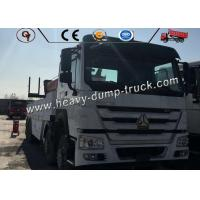 Sinotruk Right Hand Rotator Heavy Duty Wrecker Tow Truck 20 Ton ISO SGS Manufactures
