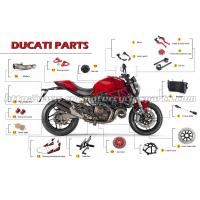 CNC Milling Motorcycle Parts And Accessories Long Lifespan For Ducati Manufactures