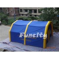 Blue Event Inflatable Air Tent Airproof for Party Manufactures