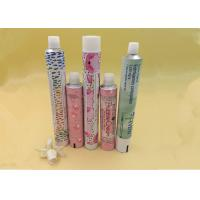 Skin Care Squeeze M9 Caps Aluminum Cosmetic Tubes for Face or Hand Manufactures