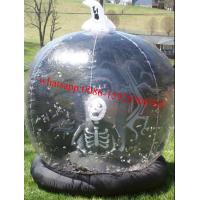 Quality halloween snow globe inflatable for sale