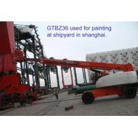 Quality Self-propelled Telescopic Boom Lift 36M for sale