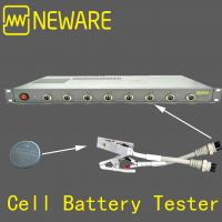 Coin Cell Battery Tester with Capacity Test, Pulse Test, Charge and Discharge Manufactures