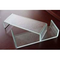 Hot Sell 6-7mm U channel partition wall showerroom frame shape glass