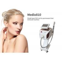 Vascular 808 Laser Hair Removal Device , Medical Laser Hair Removal Machines Manufactures