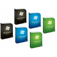 Quality Activation Windows 7 Professional 64 Bit Full Retail Version 1GB Memory Required for sale