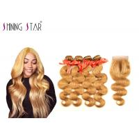 100% Brazilian Body Wave Human Hair Weave For Black Woman Color Optional Manufactures