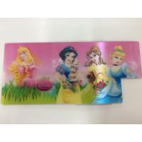 Disney Changing Pictures PET 3d Hologram Stickers For Kids , Pantone Color Manufactures