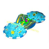 Quality new design water amusement park for sale