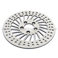 High Strength Oem Harley Davidson Parts Front Disc Brake Rotor Manufactures