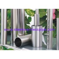 ASTM A249 / A249M TP304L TP316L TP304 Stainless Steel Heat Exchanger tube Bright Annealed  Welded Tube  38.1*1.2*3000mm Manufactures