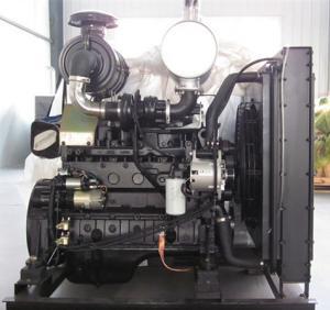 Construction Stationary Diesel Engine Cummins 6BTA 5.9 For Water Pump Set Manufactures