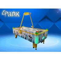 Air Hockey Table Game 2 Player / Video Arcade Game Machines With Electronic Scorer Manufactures