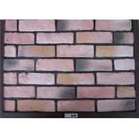 Artificial Faux Stone Panels For Fireplace Wet Vacuum Molding Manufactures