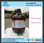 HPLC grade Acetonitrile export to India market,CAS NO.:75-05-8 Manufactures