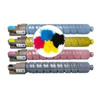 Ricoh Color Printer Cartridge MPC5000 For Ricoh MP C5000 / 4000 , Up To 17.000 Page Yield Manufactures