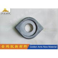 High Density Tungsten Carbide Cutting Tools With Rough Grinded Surface Manufactures