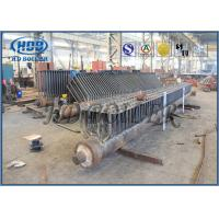 Manifold Header Dong Fang Boiler Product Alloy Steel And Carbon Steel After Hydraulic Test Heat Treatmeat Manufactures