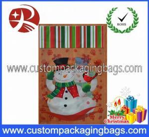 Eco Die Cut Handle Plastic Bags