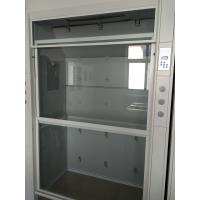 CE certificated Floor Mounted Lab Fume Hood Laboratory Furniture 5 feet wide All Steel Walk In Fume Hood Manufactures