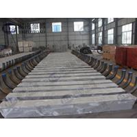 Quality Cathodic protection aluminum sacrificial anodes , GAIII anodes ASTM DNV for sale