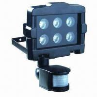 LED Motion Sensor Light with and 12m Detection Distance Manufactures
