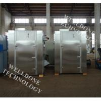 Buy cheap Meat / Jerky / Beef Tray Drying Oven Thermal Oil Heating 0 . 3 - 4Ton from wholesalers