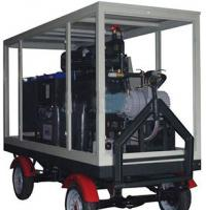 Mobile Trailer Type Vacuum Transformer Oil Filtration Machine Manufactures